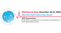 FIRST WORKGROUP MEETING OF THE INTERNATIONAL SCIENTIFIC THZ CONSORTIUM